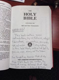I will start to do this in every hotel bible.