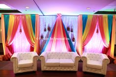 Moroccan theme Moroccan Theme, Wedding Backdrops, Curtains, Home Decor, Net Curtains, Homemade Home Decor, Decoration Home, Draping, Window Scarf