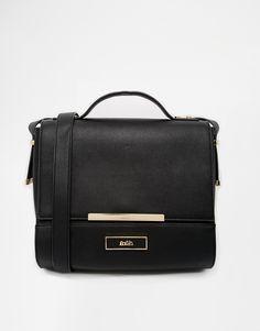 Faith Front Zip Fashion Shoulder Bag
