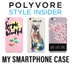 """Design Your Own Phone Case"" by fashion8-2016 ❤ liked on Polyvore featuring art, contestentry and PVStyleInsiderContest"