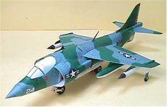 AV-8A Harrier preview