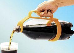 Bottle holder #drink   cool product   #handy