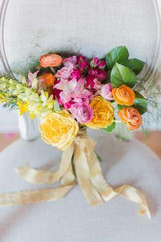 Presh Floral wedding bouquet