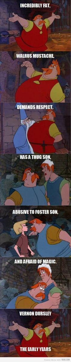 Explains why this was my favorite Disney movie until Mulan.