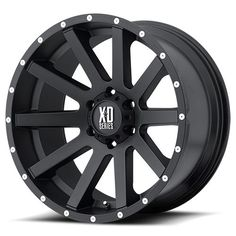 KMC Wheels : XD Series: XD818 Heist