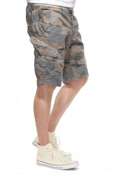 JET LAG Cargo Shorts SO16-18