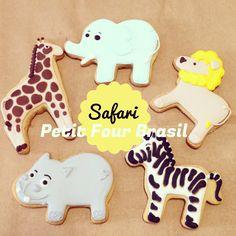 Safari Sugar Cookies!