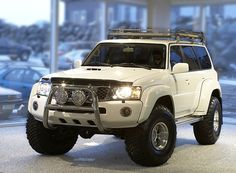 Patrol Photo Gallery < Patrol < Nissan < Brands < Arctic Trucks