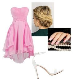 """""""My prom outfit too"""" by being-perfect-is-a-fantasy on Polyvore featuring Zara"""