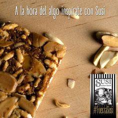 ¿Necesitas inspiración a la hora del algo? Toma el algo con los snacks y barras de cereales #Susi la mejor forma de continuar tu día recargada de energía. #SusiPanaderíaArtesanal  #FuerzaSusi #EstiloDeVidaSaludable #SnackSaludable #Susi #Granola #Cereal #Oats #Pan #Bread #Brot #Panadería #SnacksSaludables #ComidaSaludable #Cereales #FrutosSecos #Yummy #Delicious #Tasty #TradiciónAlemana #SinAditivos #Delicioso #Sano #Natural #HealthyFood #NutriciónCreativa