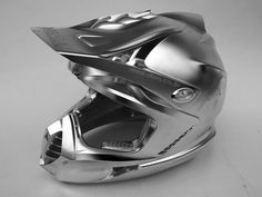 The grey collection: Motorcycle helmet from DAISHIN SEIKI CORPORATION, Japan - a leading provider of prototypes to the motorsport industry and specialises in technologically sophisticated parts and 5axis manufacturing.
