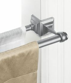 Neat And Attractive Double Curtain Spring Tension Rod Starting At 3450