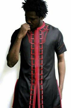 African men's clothing / African fashion/ wedding suit/dashiki / African clothing / vêtement africain/ chemise et pantalon/ Ankara styles African Clothing For Men, African Shirts, Wedding Suit Styles, Wedding Suits, African Fashion Designers, African Print Fashion, Africa Fashion, African Attire, African Wear