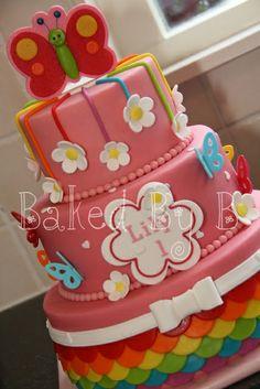 Baked bij B, prachtige taarten!.