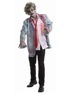 4 Mens Zombie Costumes 2012, Would This Be A Cool Mjs \u201cthriller\u201d Inspired