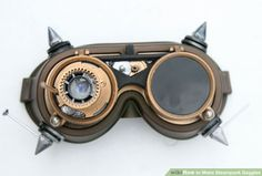 Image titled Make Steampunk Goggles Step 12