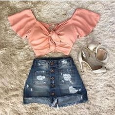MORE PICTS You can also see more ideas about girly outfits 2018 , comfy girly outfits , girly outfits for work , girly outfits classy , girl. Summer Fashion Outfits, Girly Outfits, Cute Summer Outfits, Jean Outfits, Skirt Outfits, Outfits For Teens, Fall Outfits, Cute Outfits, Casual Summer