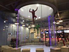 Indoor Skydiving — Rachel Bernhardt