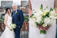 Kirstie & Danny | Meghann Gregory Photography | Flowers by Blooms of Hope
