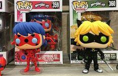 Ladybug Party, Miraclous Ladybug, Ladybug Comics, Funko Pop Figures, Pop Vinyl Figures, Miraculous Ladybug Toys, Chibi, Funko Pop Display, Funko Pop Anime