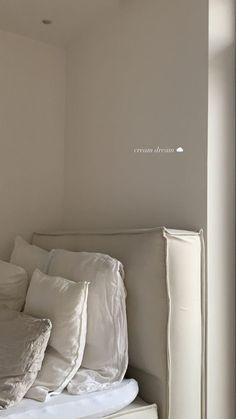 Dream Rooms, Dream Bedroom, Home Bedroom, Bedroom Decor, Bedrooms, Casamance, Aesthetic Rooms, Bedroom Inspo, New Room