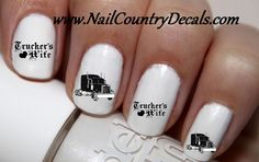 Truckers wife – Nail Country