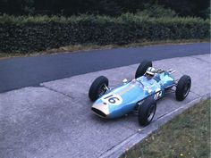 1962 Jack Brabham - Brabham BT3