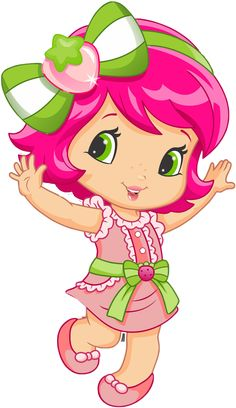 Strawberry Shortcake as a cute pretty baby Cartoon Character Pictures, Kids Cartoon Characters, Cartoon Kids, Strawberry Shortcake Cartoon, Stitch Games, Cute Images, Cute Dolls, Homemade Stickers, Betty Boop