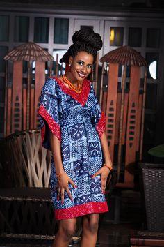 So cute ~Latest African Fashion, African Prints, African fashion styles, African clothing, Nigerian style, Ghanaian fashion, African women dresses, African Bags, African shoes, Kitenge, Gele, Nigerian fashion, Ankara, Aso okè, Kenté, brocade. ~DK