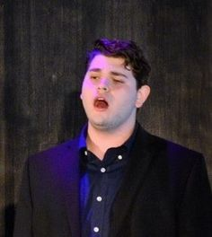 Gianni Vitiello, tenor, is an 18 year old resident of Naples and is a new member of the GO Emerging Artists Program. Mr. Vitiello began his formal voice training in July of 2016 with Ms. Pearce. Gianni is proud to follow in his Italian grandfather's footsteps, who was a real Neapolitan tenor.
