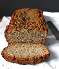 Paleo Banana Bread  #justeatrealfood #jaysbakingmecrazy