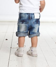 ✔ kids fashion | boy | all stars | jeans short | plane white shirt | style