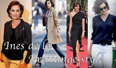 Parisian style book review Ines de la Fressagne