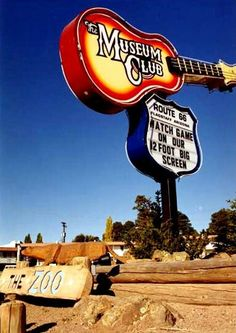 The Museum Club on Route 66, Flagstaff, AZ