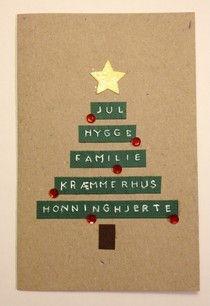 Hobbybodens Design Team: Flere enkle julekort