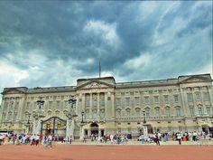 Buckingham Palota-London: