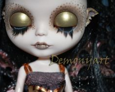 Blythe Demon Elf Ear Mod