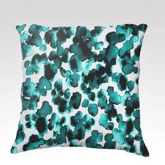 GIRAFFE SPOTS in Sea Glass Seafoam Aqua Polka Dots Abstract Fine Art Decorative Velveteen Throw Pillow Cushion Cover by EbiEmporium, #colorful #pillow #pillowcover #throwpillow #cushion #cushioncover #coastal #nautical #modern #chic #green #mint #seafoam #seaglass #turquoise #aqua #abstract #art #fineart #decor #homedecor #beach #sea #ocean #bedroom #bedding #livingroom #decorative #tosscushion #EbiEmporium
