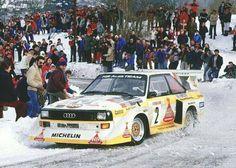 Audi Quattro !!!