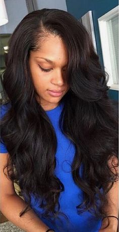 Yes Body wave Hairstyle