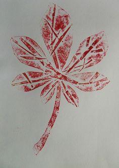 Žilnatiny jako cesty pro živiny Leaf Tattoos, Leaves