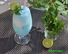 exotic-n-easy cooking: Vanilla Blue