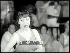 Evelyn Nesbit singing!!! 1930's. there's skepticism regarding if it's really her