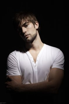 Chace Crawford.      :)    <3