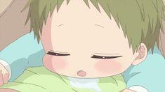 ❤❤fallen for him. Kawaii Chan, Anime Kawaii, Sanrio Danshi, Gakuen Babysitters, Anime Child, Cute Chibi, Babysitting, Cute Drawings, Cute Wallpapers
