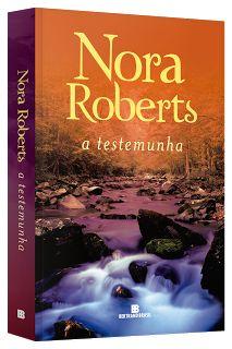 """A Bertrand Brasil traz mais um Nora Roberts para nossa coleção. """"A Testemunha"""" é um dos lançamentos de novembro do Grupo Editorial Record. Confira outros destaques no Literatura de Mulherzinha: http://livroaguacomacucar.blogspot.com.br/2015/11/lancamentos-de-novembro-do-grupo.html"""