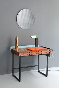 Les Outils desk set by Vincent Loiret
