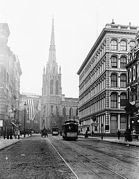Grace Church (Manhattan) - Wikipedia, the free encyclopedia