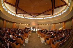 Jewish Wedding - Synagogue Sanctuary Florida {A Magic Moment Photography} - mazelmoments.com