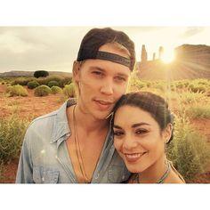 "Pin for Later: This Week's Cutest Celebrity Candids Vanessa Hudgens Vanessa Hudgens traveled around Arizona with boyfriend Austin Butler and called him her ""John Smith."""